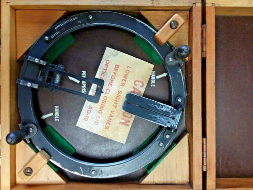 "1973 US NAVY BERING CIRCLE 7"" MAR II ATLAS INSTRUMENT CO."