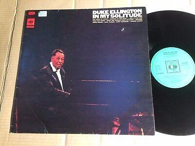 DUKE ELLINGTON - IN MY SOLITUDE - LP - CBS S 52 681 - GERMANY