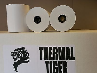 3-18 X 230 Thermal Receipt Paper Pos Cash Register 50 Rolls Tt3230 Tiger 318