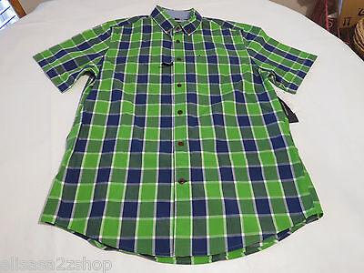 Men's Tommy Hilfiger shirt S Classic Fit button up 7865303 Online Lime 320