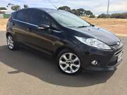 2009 Ford Fiesta WS Zetec 5 dr North Beach Copper Coast Preview