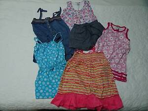 Girls size 3 clothing Bethania Logan Area Preview