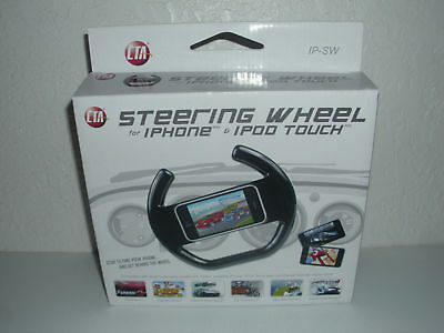 CTA Steering Wheel IP-SW for the iPhone and iPod Touch Standard Packaging - - Cta Digital Steering Wheel