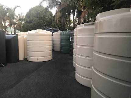 TANK SALE ON NOW! Poly Water Tanks, Rainwater, Shed, Farm, Home