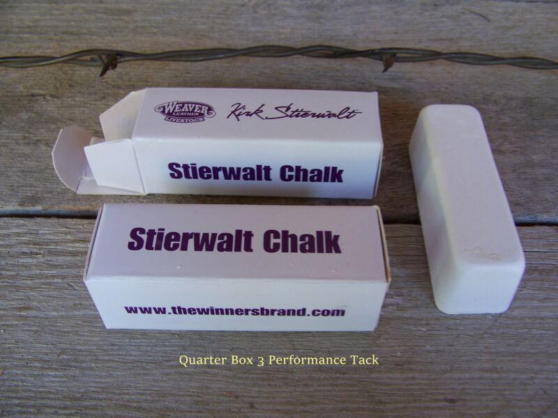 Grooming Chalk - Stierwalt (Weaver) - White