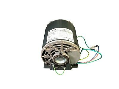 Ge Commercial Motors A-c Motor Thermally Protected Mod 5kh32gnb811ax