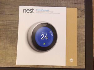 Nest Thermostat- 3rd generation - Brand New in Box