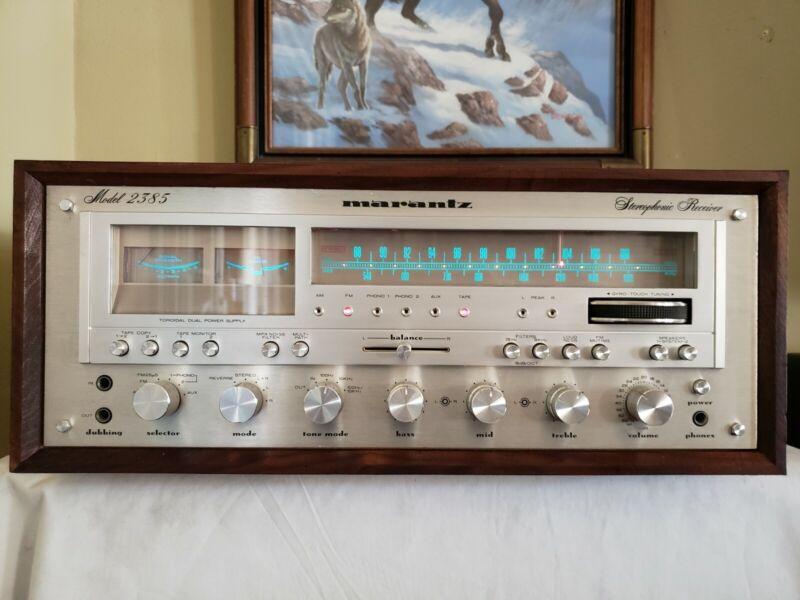 Vintage Marantz 2385 Receiver. Excellent condition!