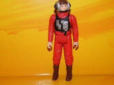 "STAR WARS VINTAGE B WING PILOT 3.75"" ACTION FIGURE"