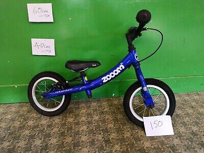 Balance bike - Zoom Adventure - Blue