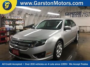 2011 Ford Fusion SE*MICROSOFT SYNC PHONE CONNECT*CLIMATE CONTROL