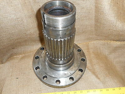Axle Spindle Pn B1-7301-2 For Military Pettibone Rt Forklift Rtl10 Mhe199215