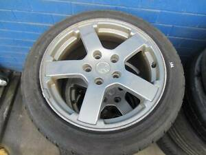 4 OF MAG WHEELS AND TYRES HOLDEN COMMODORE VT VX VY VZ 235/45Z/R17 Smithfield Parramatta Area Preview