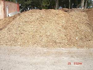 Garden Mulch ( Hard Wood ) Hemmant Brisbane South East Preview