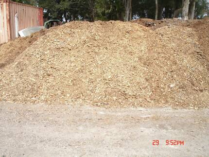 Garden Mulch ( Hard Wood )
