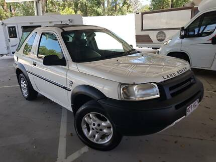 2003 Land Rover Freelander SUV - SOFT TOP - AUTOMATIC