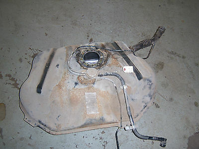 1999 Honda Accord 2 door gas tank fuel cell