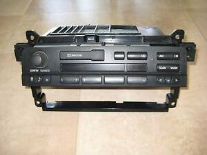 BMW E46 Business Radio / Cassette Player Williamstown Hobsons Bay Area Preview