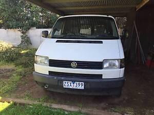 1997 Volkswagen Transporter Van/Minivan for parts or sell whole Finley Berrigan Area Preview