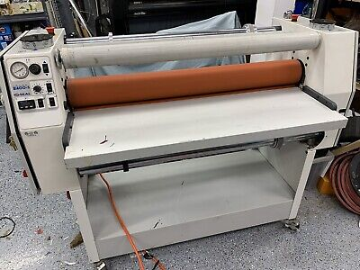 Seal Image 400-s 40 Coldhot Roll Laminator