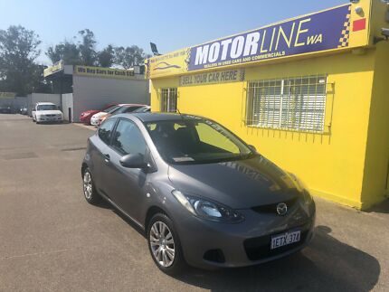 2008 MAZDA 2 NEO MANUAL HATCHBACK $4,999 Kenwick Gosnells Area Preview