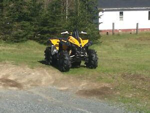 Looking for Can am renegade aftermarket parts