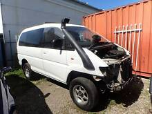 WRECKING / DISMANTLING 1999 MITSUBISHI DELICA TURBO DIESEL AUTO North St Marys Penrith Area Preview