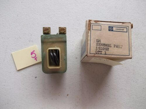 NEW IN BOX GE GENERAL ELECTRIC 15D2G2 RENEWAL COIL (170-3)