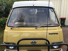 1978 Toyota Hiace St Helena Banyule Area Preview