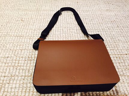 Leather/fabric messenger bag - brand new Lindfield Ku-ring-gai Area Preview