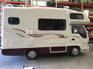 Isuzu Elf Motorhome 1996 Meadowbrook Logan Area Preview