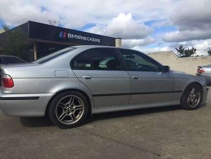 BMW E39 530i MSPORT! Acacia Ridge Brisbane South West Preview