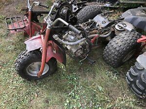 Honda trike parts.