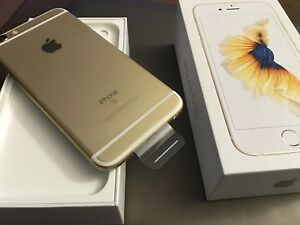 IPHONE 6s *Mint New* Condition bell/virgin or unlocked