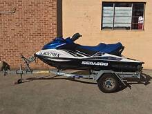 2008 SEADOO GTX215 SUPER CHARGED JET SKI Kings Park Blacktown Area Preview