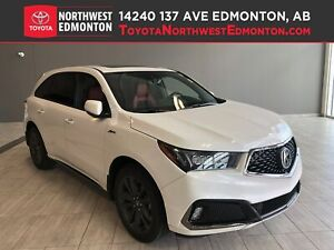 2019 Acura MDX A-Spec   Backup Cam   Command Start