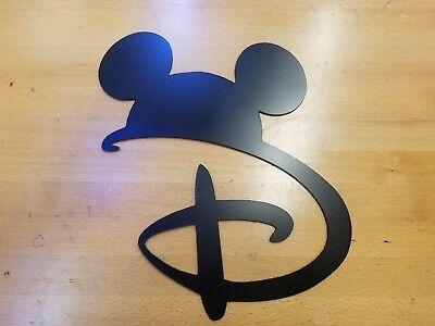 Mickey Mouse Decorating Ideas (Disney Mickey Mouse Metal Wall Art Plasma Cut Home Decor Gift Idea Walt)