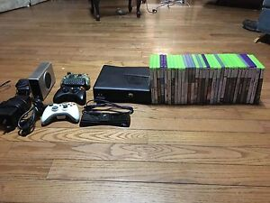 XBox 360 / Kinect / 30+ Games / 500GB External Hard Drive
