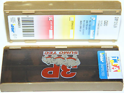 GIMY 315 UN IC8250 ISCAR *** 10 INSERTS *** FACTORY PACK ***