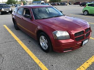 2005 Dodge Magnum Sxt For Sale $2700