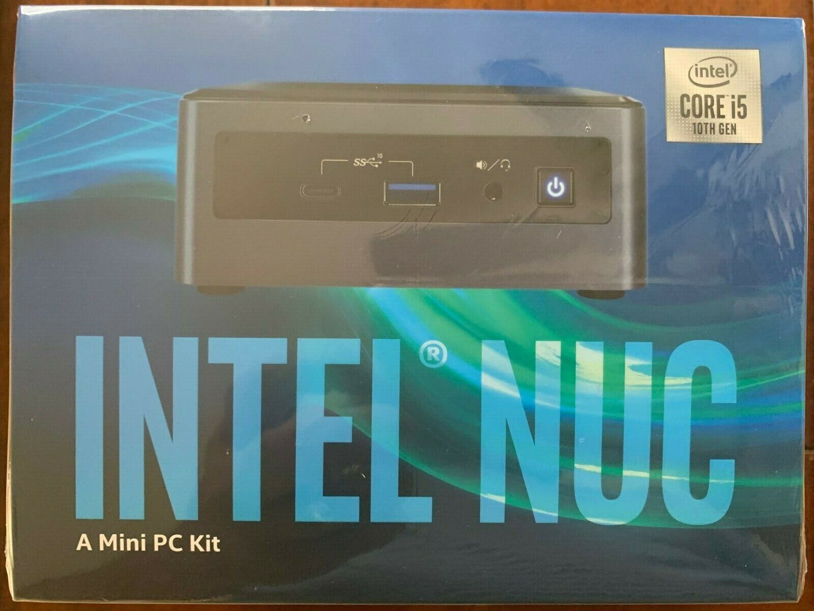 Intel NUC NUC10i5FNH NEW Barebones - Intel Core i5  i5-10210