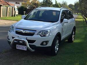 2012 Holden Captiva Cheapest low km 4X4 Diesel South Brisbane Brisbane South West Preview