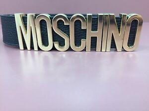 Moschino and Fendi Designer Belt