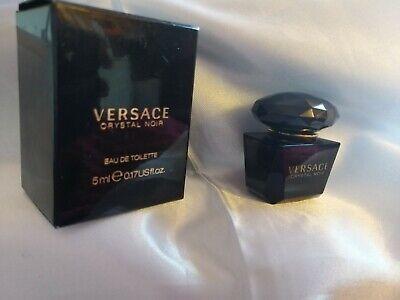 Versace Crystal Noir for Women Miniature Mini 5ml EDT