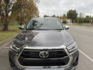 2021 Toyota Hilux Sr5 (4x4) 6 Sp Automatic Double C/chas