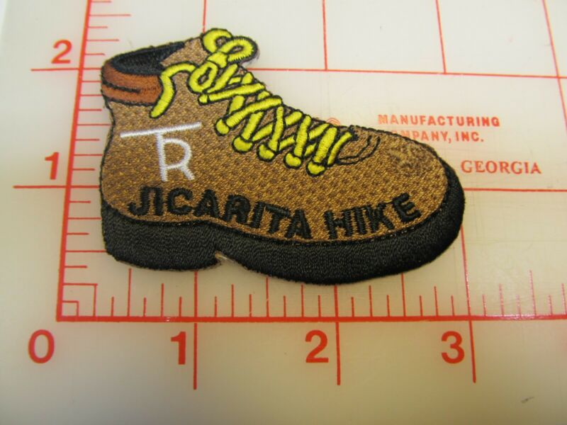 Tres Ritos Jicarita Hike collectible patch (r42)