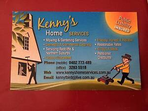 Kenny's Home Services Clontarf Redcliffe Area Preview