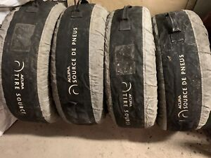 """ACURA MDX MICHELIN Tires 19"""" including special tires bags"""