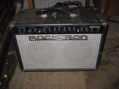 Rocktron Rampage R50C Guitar Amp