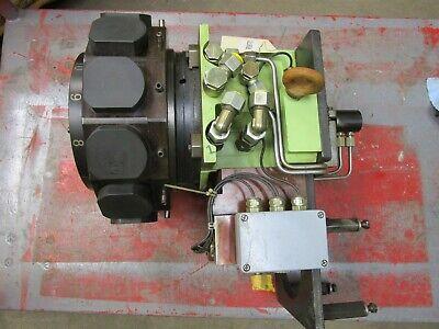 Sauter Lathe 12 Tool Turret Type 0.5.460.616 Id Nr 102782 Type 0.5.901.016